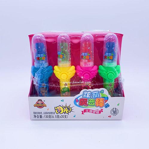 炫麗魔音棒糖 (1盒x20支)