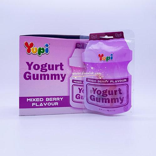 企袋Yupi 綜合莓果味橡皮糖(1盒x12包)