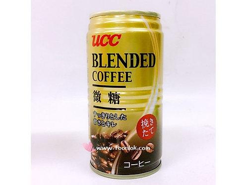 UCC罐裝咖啡(微糖)185gx30罐