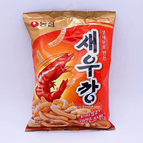 0農心原味蝦條 (90g)