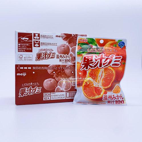 明治果汁軟糖(香橙) 51gx10包