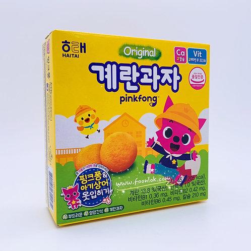 海太Pinkfong雞蛋餅(45g)