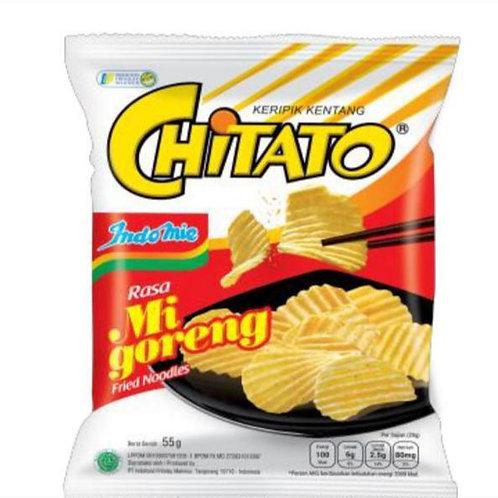 0Chitato薯片(營多撈麵味)55g
