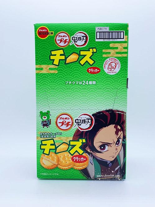 百邦迷你芝士餅乾(34353) 45gx10條