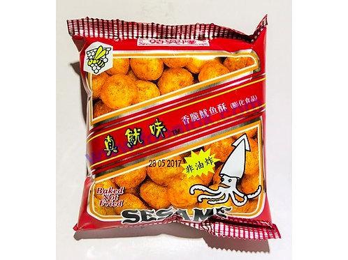 真魷味脆果 (1袋x30包)