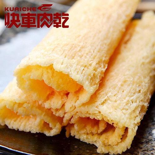 台灣*快車肉乾*白魷魚片(100g)