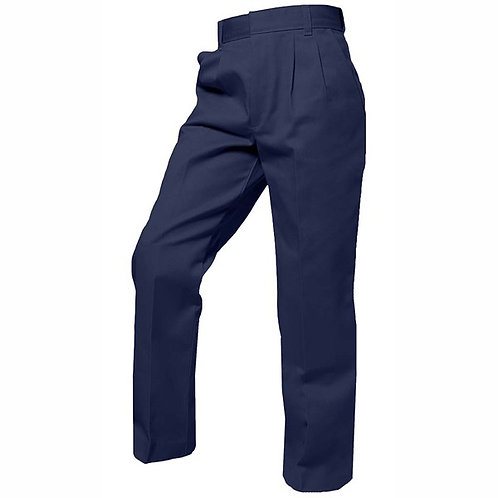 Boys Pleated Pants Husky