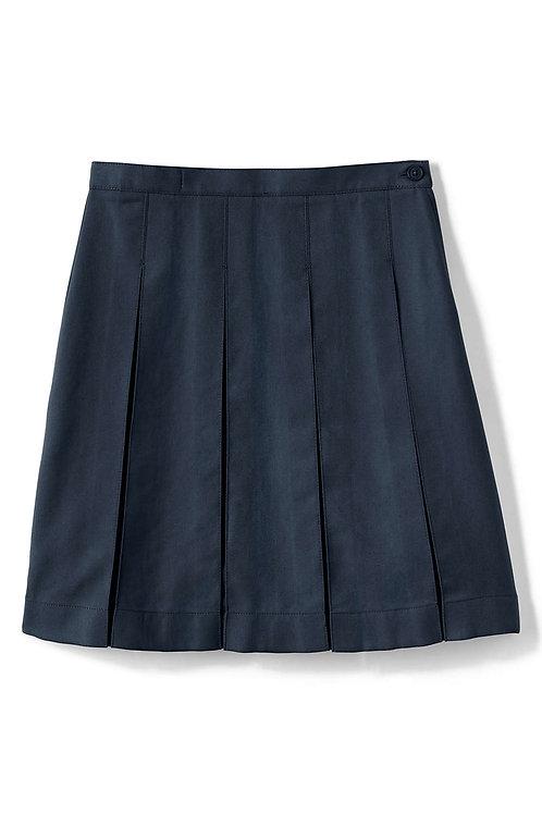 Boxpleat Skirt Navy Blue Junior(K3 Only)