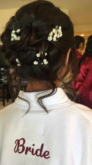 Wedding Hair Design / Updo Hairstyle