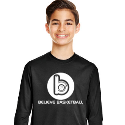 Believe Basketball Long Sleeve