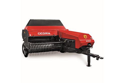 Kockabálázó TOP 8747 S - Cicoria - olasz gyártmány