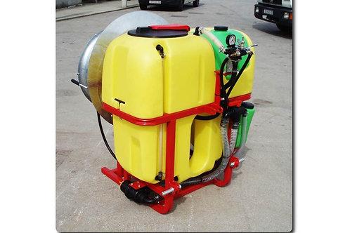 Axiálventillátoros permetező AML 200 literes