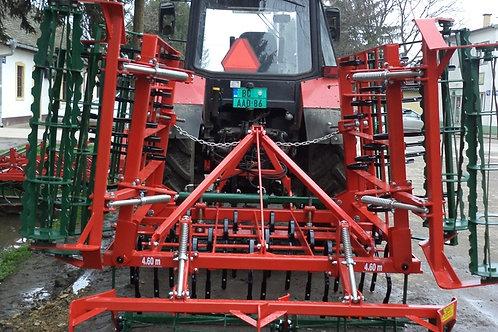 3,5 m kombinátor - 4 rugósor