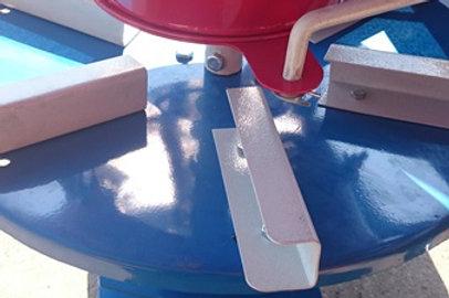 Műtrágyaszóró RG 500 literes