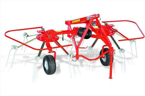 Rendterítő 3 m - GR 320/7 LN - FRANDENT- olasz gyártmány