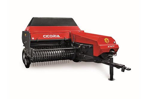 Kockabálázó PRO 2747 F - Cicoria - olasz gyártmány