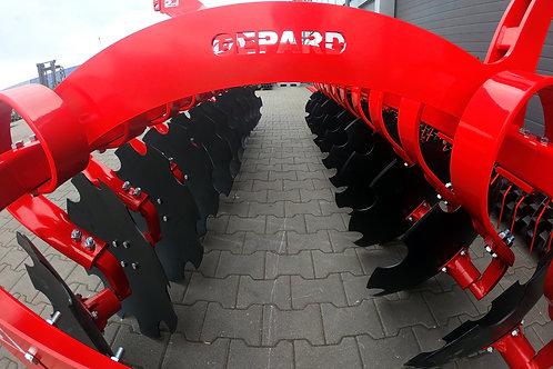 Rövidtárcsa GEPARD 2,7 m