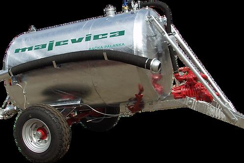 Horganyzott szippantó kocsi 3,2 m3 (felszerelve)