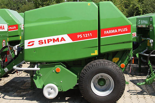SIPMA PS 1211 FARMA PLUS körbálázó