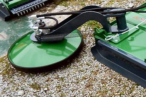 Rotációs mulcsozó oldalsó tárcsával SRMK 130