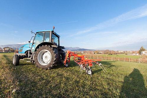 Rendterítő 4 m - GRH 401/5 DN - FRANDENT- függesztett - olasz gyártmány
