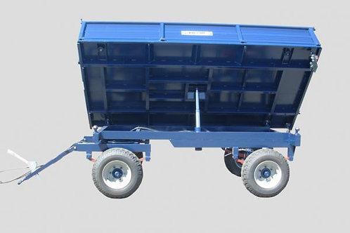 3 tonnás kéttengelyes pótkocsi 2B30 BICCHI