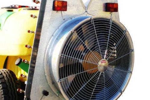 ATL - axial ventillátoros permetező - 600 l