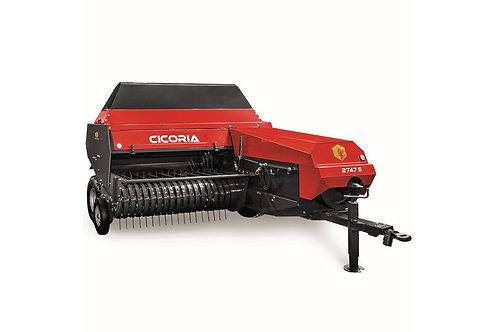 Kockabálázó PRO 2747 S - Cicoria - olasz gyártmány