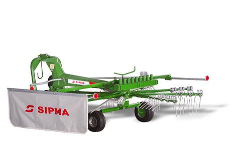 SIPMA ZK 350 WIR rendsodró tandemkerékkel