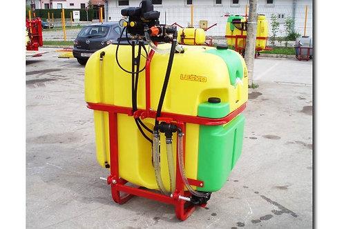 Axiálventillátoros permetező AML 600 literes