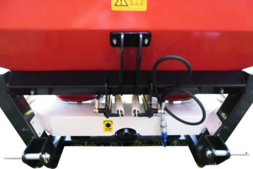 Műtrágyaszóró RG 1500 literes