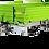 Thumbnail: 3 tonnás egytengelyes PV 3000 pótkocsi - horvát