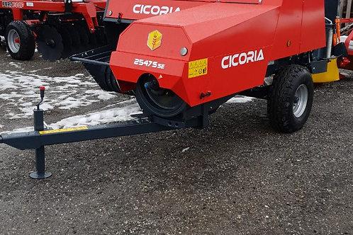 Kockabálázó STANDAR 3547 F - Cicoria - olasz gyártmány