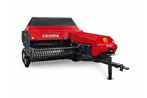 Kockabálázó TOP 8749 F - Cicoria - olasz gyártmány