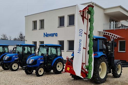 8 tárcsás fűkasza Novara 320