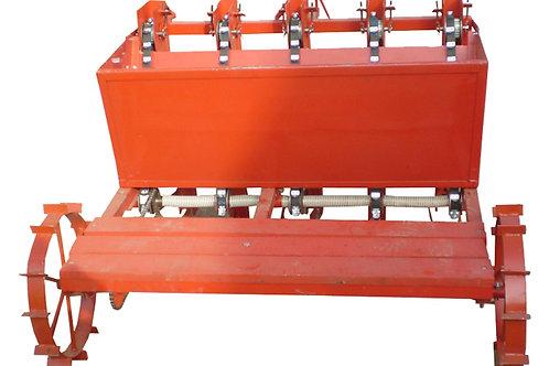 5 soros hagyma ültetőgép