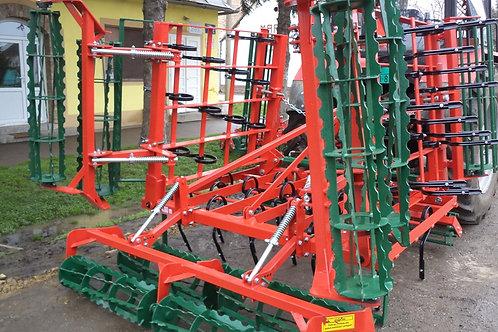 8 m kombinátor - 4 rugósor