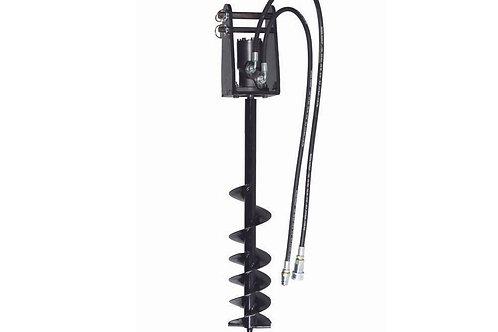 Oszlopfúró hidromotorral 150 mm