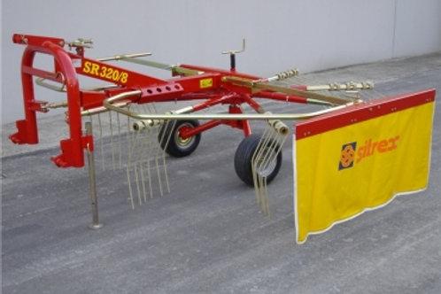 Rotációs rendsodró SR 350/9