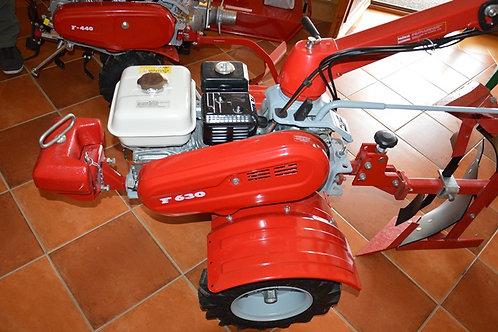 Rotációs kapa F 630 Honda motorral