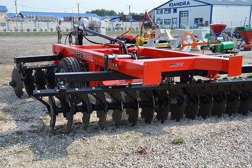3,2 m-es közép-nehéz vontatott V tárcsa 150 x 150