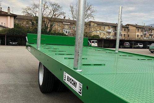 Gépszállító pótkocsi BP 50 MU BICCHI