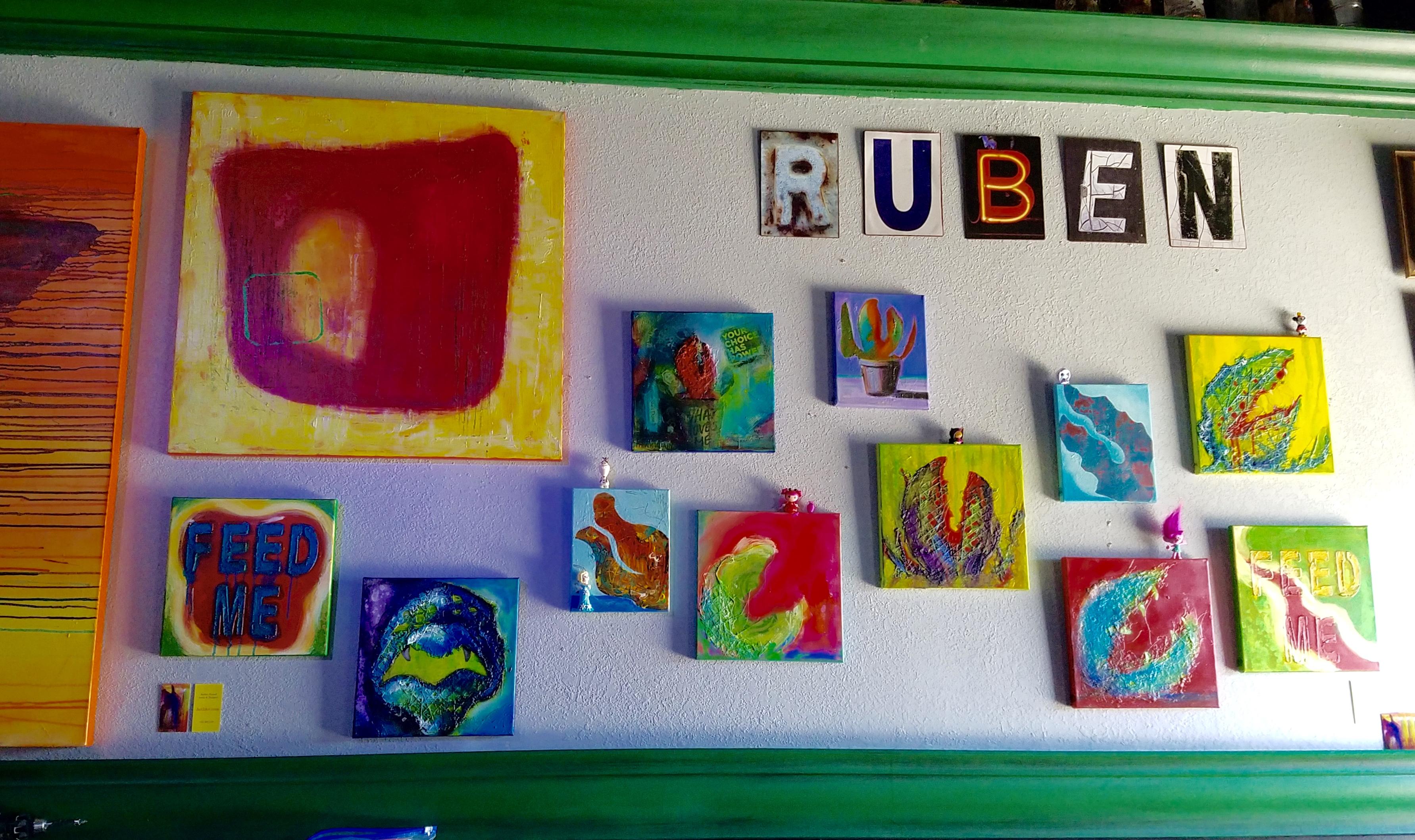 RuBen at ReBar