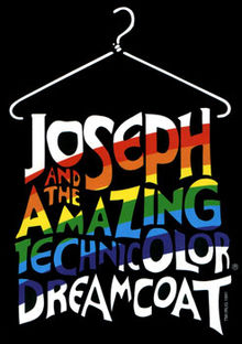 Joseph and the Amazing Technicolor Dreamcoat National Tour Wardrobe Supervisor