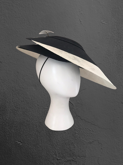 MARJORAM asymmetrical hat