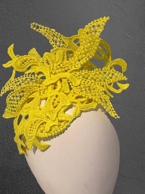 TURMERIC in vibrant yellow