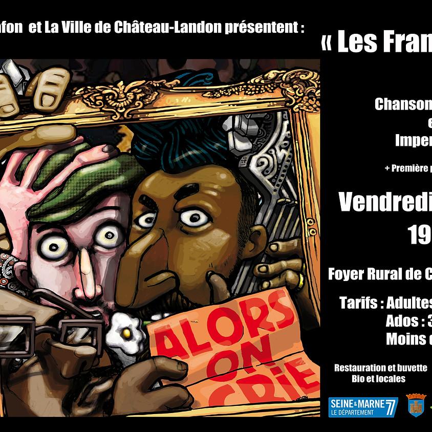 """Concert """"les Françoises"""" à Chateau-Landon"""