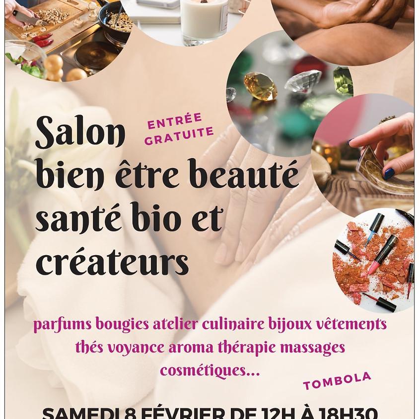Salon bien-être & beauté santé bio et créateurs (1)