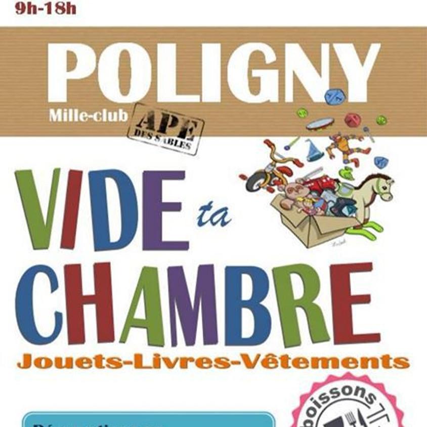 Vide ta chambre à Poligny