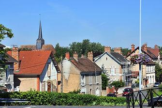 souppes_vue_ville_et_église_vers_gare.